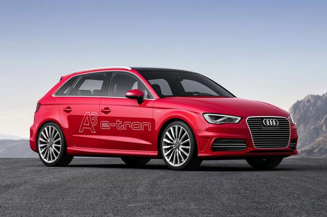 Prodotti per la ricarica di Audi A3 e-tron