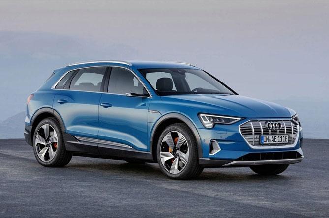 Prodotti per la ricarica di Audi e-tron 55 quattro (caricatore 22 kW)
