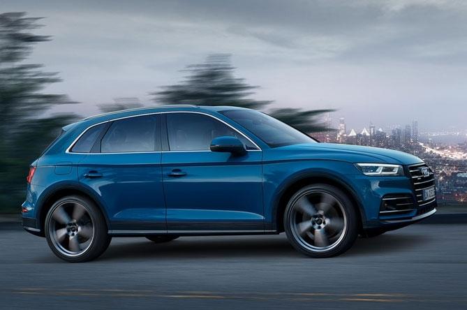 Prodotti per la ricarica di Audi Q5 TFSI e quattro