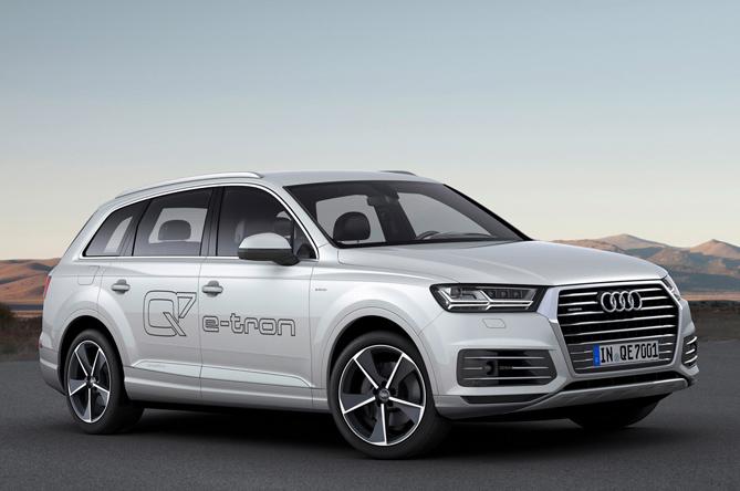 Prodotti per la ricarica di Audi Q7 e-tron