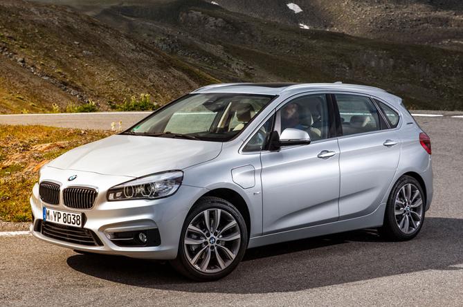 Prodotti per la ricarica di BMW 225xe Plug-in Hybrid