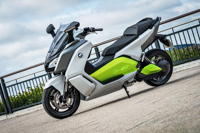 Prodotti per la ricarica di BMW C-Evolution