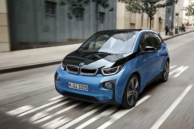 Prodotti per la ricarica di BMW i3 94Ah