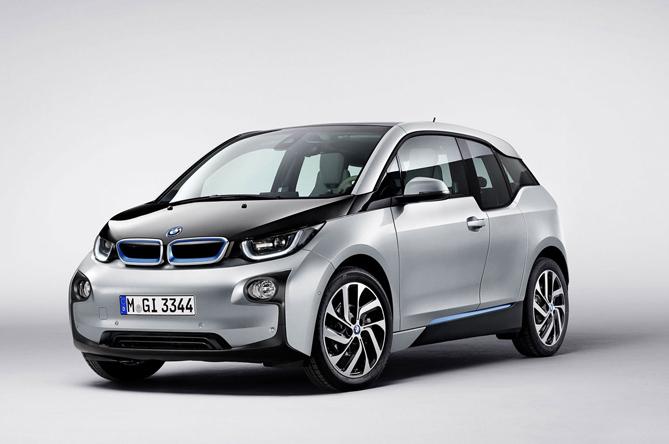Prodotti per la ricarica di BMW i3 60Ah (3,7 kW)