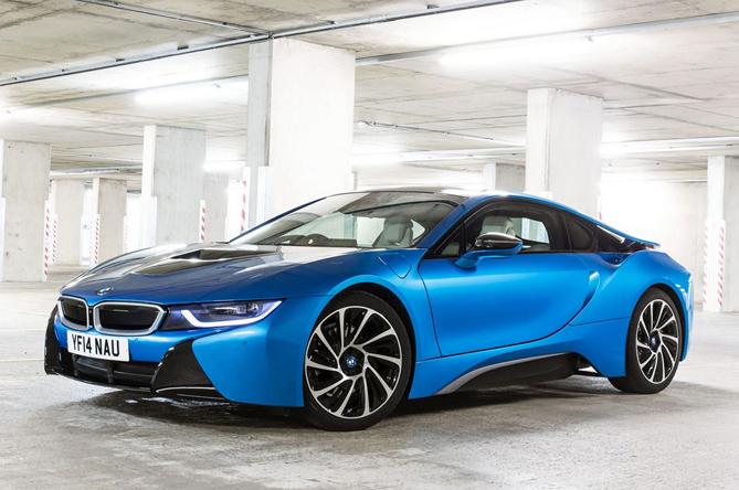 Prodotti per la ricarica di BMW i8