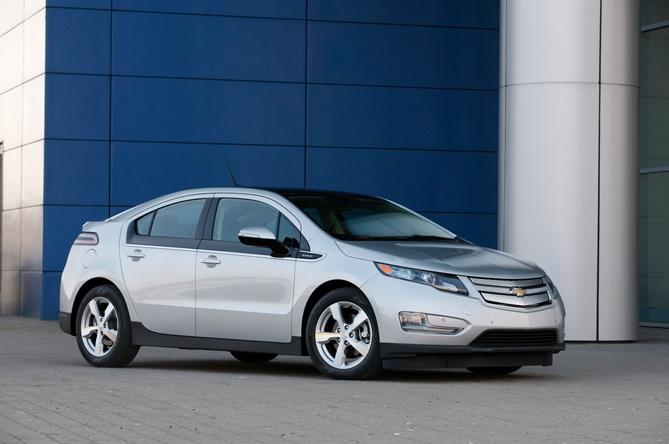 Prodotti per la ricarica di Chevrolet Volt