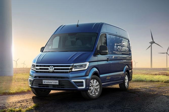 Prodotti per la ricarica di Volkswagen e-Crafter