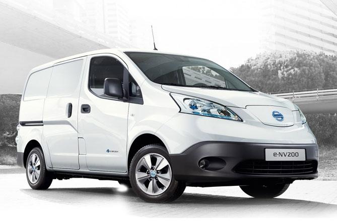 Prodotti per la ricarica di Nissan e-NV200 40 kWh (7,4 kW)