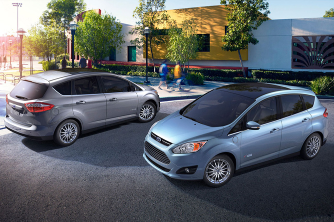 Prodotti per la ricarica di Ford C-MAX Energi