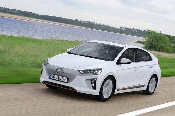 Prodotti per la ricarica di Hyundai IONIQ Electric