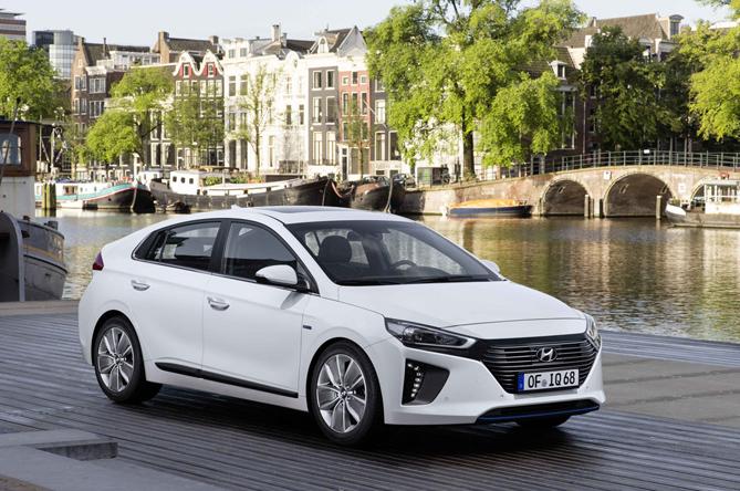 Prodotti per la ricarica di Hyundai IONIQ Plug-In Hybrid