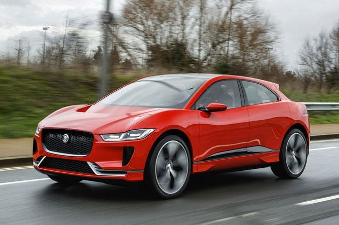 Prodotti per la ricarica di Jaguar I-PACE