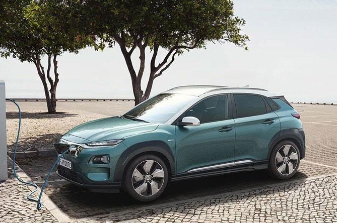 Prodotti per la ricarica di Hyundai KONA Electric (39,2 kWh)