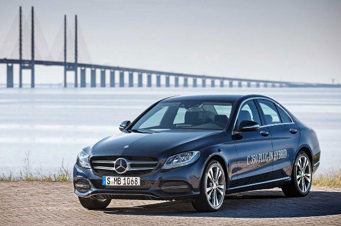 Prodotti per la ricarica di Mercedes C350 Plug-In Hybrid
