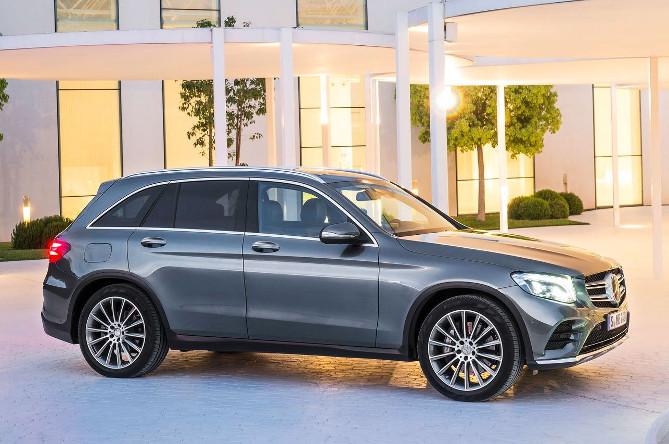 Prodotti per la ricarica di Mercedes GLC 350e Hybrid