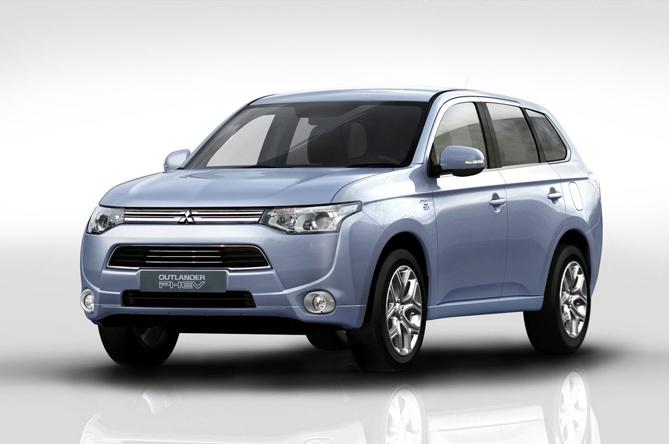 Prodotti per la ricarica di Mitsubishi Outlander PHEV