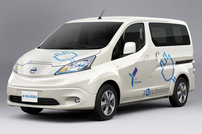 Prodotti per la ricarica di Nissan e-NV200 (3,7 kW)