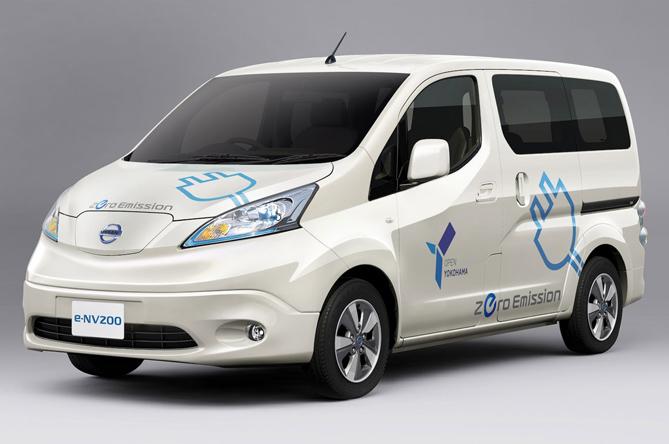 Prodotti per la ricarica di Nissan e-NV200 24 kWh (7,4 kW)