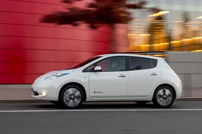 Prodotti per la ricarica di Nissan Leaf 30 kWh