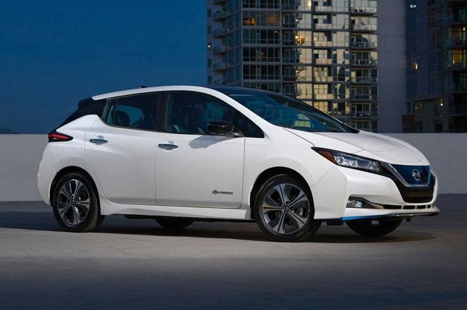 Prodotti per la ricarica di Nissan Leaf e+ 2019 60 kWh