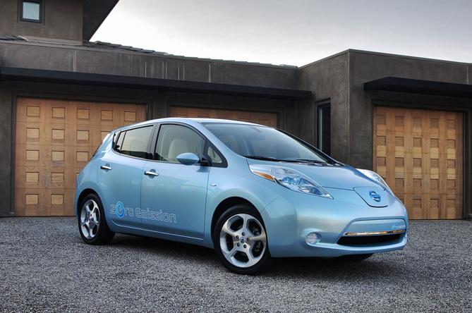 Prodotti per la ricarica di Nissan Leaf 24 kWh (7,4 kW)
