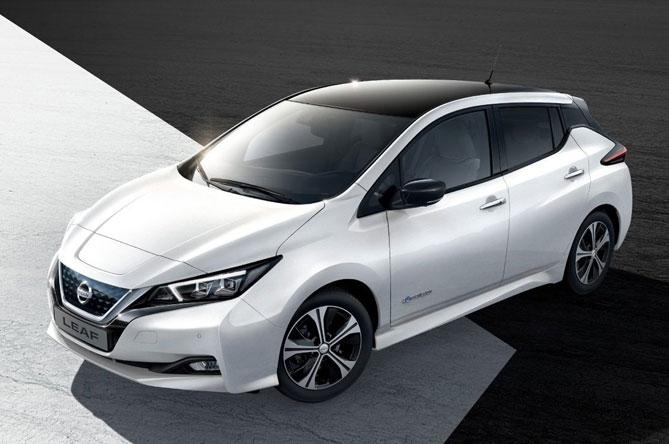 Prodotti per la ricarica di Nuova Nissan Leaf 2018 40 kWh