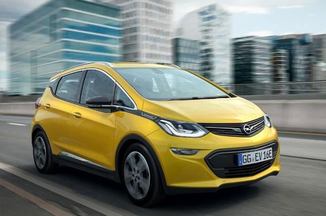 Prodotti per la ricarica di Opel Ampera-e