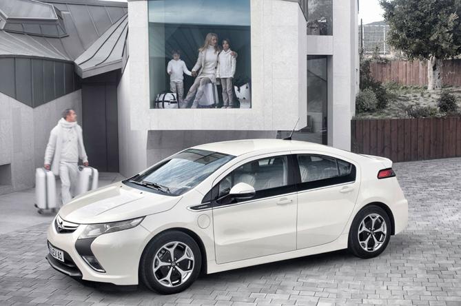 Prodotti per la ricarica di Opel Ampera