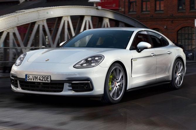 Prodotti per la ricarica di Porsche Panamera E-Hybrid 14,1 kWh (7,4 kW)
