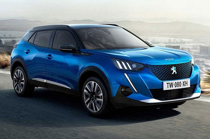 Prodotti per la ricarica di Peugeot e-2008 (7.4 kW)