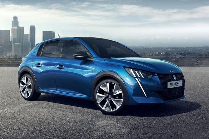 Prodotti per la ricarica di Peugeot e-208 (7.4 kW)
