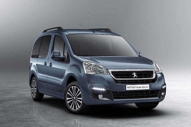 Prodotti per la ricarica di Peugeot Partner Full Electric