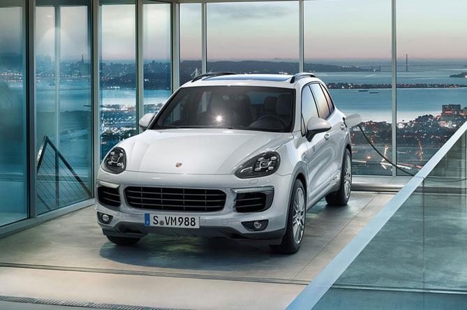 Prodotti per la ricarica di Porsche Cayenne S E-Hybrid (7,4 kW)
