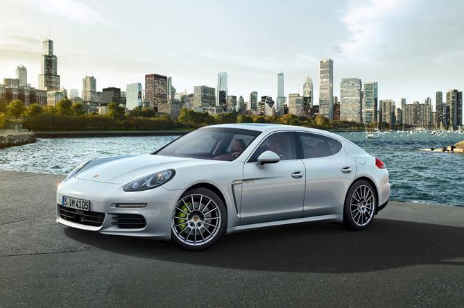 Prodotti per la ricarica di Porsche Panamera S E-Hybrid 9,4 kWh