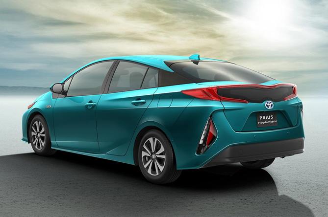 Prodotti per la ricarica di Toyota Prius Plug-In (MY2016)
