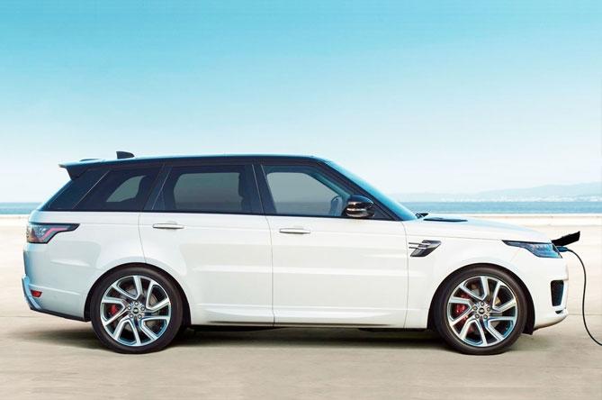 Prodotti per la ricarica di Range Rover PHEV / Range Rover Sport PHEV
