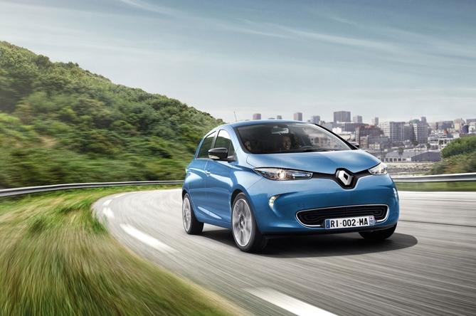 Prodotti per la ricarica di Renault Zoe R110 (41 kWh)