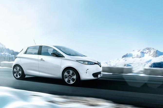 Prodotti per la ricarica di Renault Zoe Q210 / R240