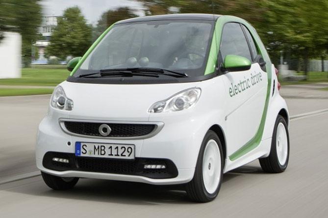 Prodotti per la ricarica di Smart ForTwo-ED (3,7 kW)