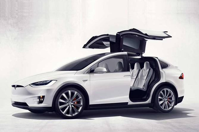 Prodotti per la ricarica di Tesla Model X (caric. alta potenza)