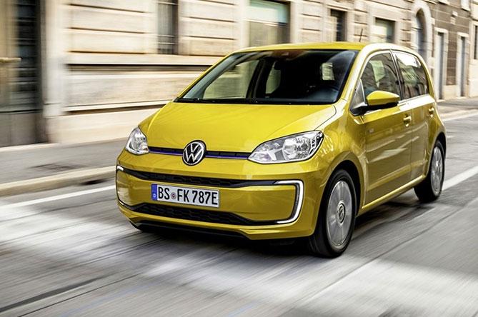 Prodotti per la ricarica di Volkswagen Nuova e-up! (MY2019)