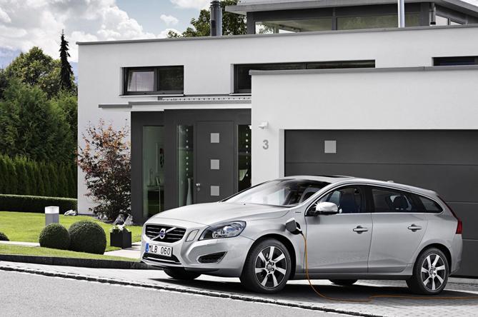 Prodotti per la ricarica di Volvo V60 Plug-In Hybrid