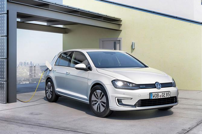 Prodotti per la ricarica di Volkswagen e-Golf