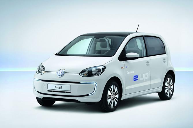 Prodotti per la ricarica di Volkswagen e-up!