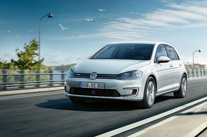 Prodotti per la ricarica di Volkswagen Nuova e-Golf (MY2017)