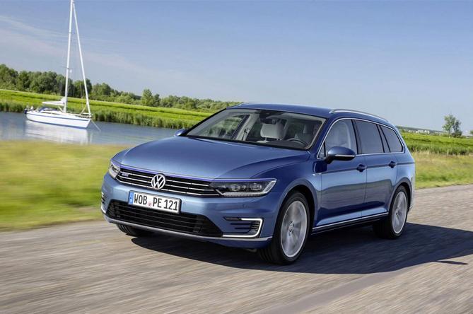Prodotti per la ricarica di Volkswagen Passat GTE