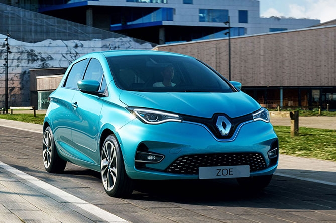 Prodotti per la ricarica di Renault Zoe R110 (52 kWh)