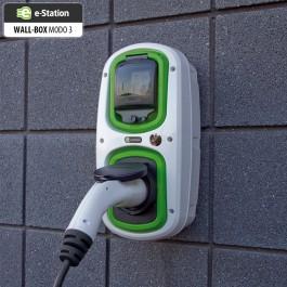 Wall-Box per ricarica auto elettriche Modo 3