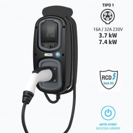 Home Charger T1 7,4 kW DUAL