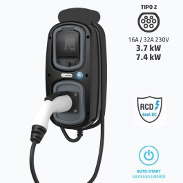 Home Charger T2 7,4 kW DUAL